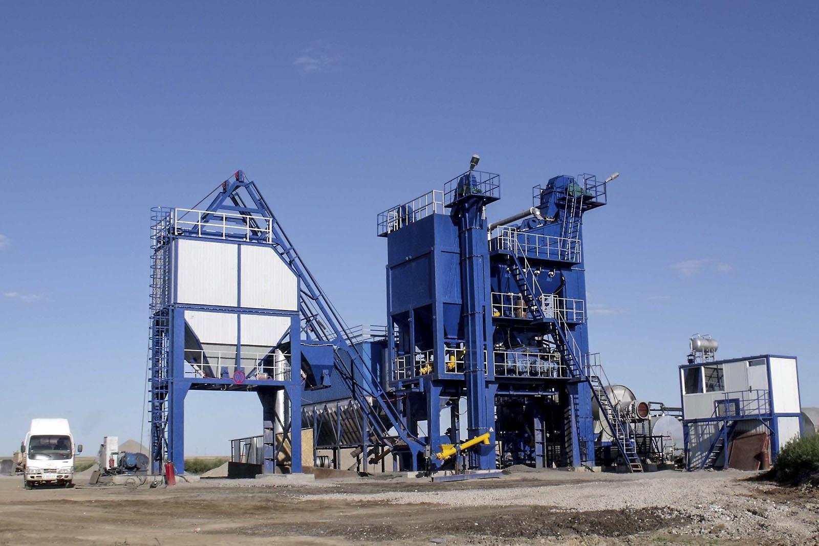 Асфальтобетонный завод (АБЗ) RD 105
