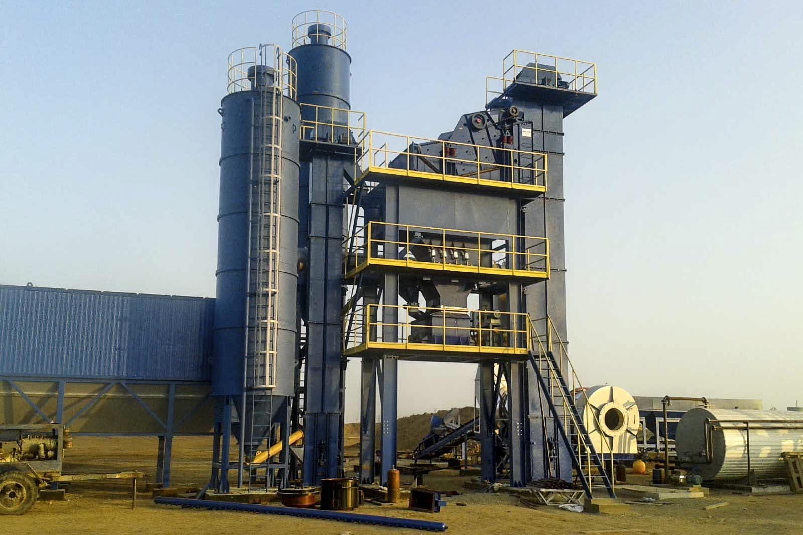 Асфальтобетонный завод (АБЗ) RD 60