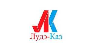 ЛУДЭ-КАЗ Логотип